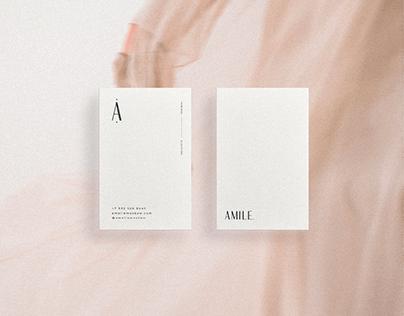 AMILE. clothing