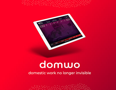 Domwo - Interactive infographic interface