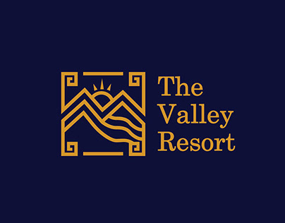 Logo for The Valley Resort