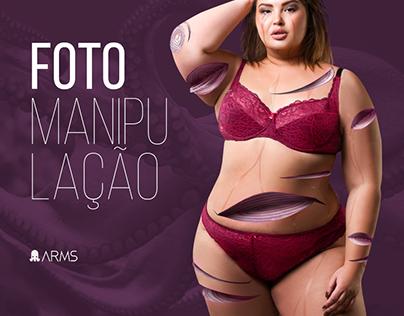 Foto manipualção - Arms