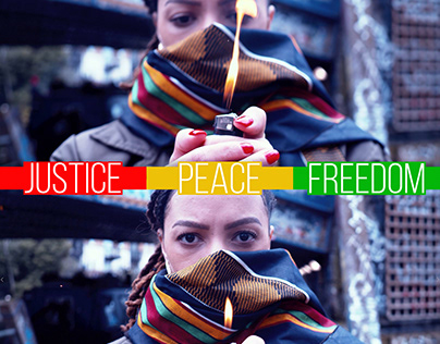 Justice, Peace, Freedom