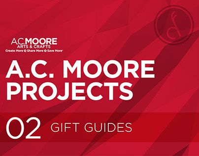 A.C. Moore Projects :: Gift Guides