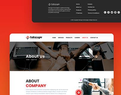 (Live) Branding & Website