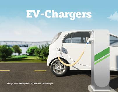EV Chargers- Website Design