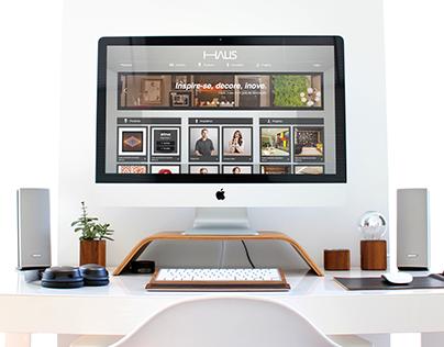 Haus Website | App