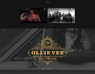 Ollie Vee Website