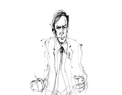 Sketches in Pen
