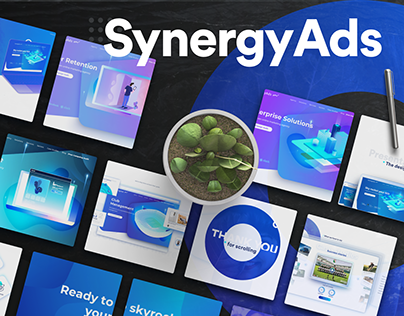 SynergyAds | Website Design