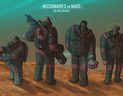 Missionaries on Mars