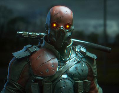 Ninja Co-Op - Shadow Warrior 2 - trailer character