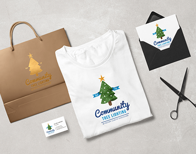 Community Tree lighting Logo