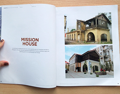 ARCHITECTURE MALAYSIA FEATURE // MISSION HOUSES
