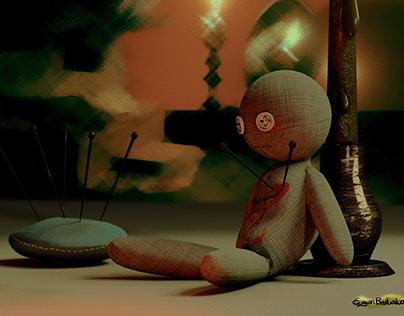 Voodoo Doll (3D)