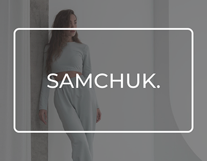SAMCHUK - Online store redesign concept