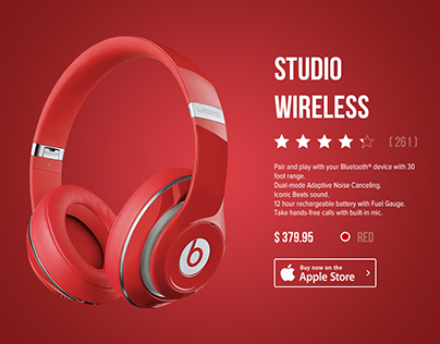 Beats By Dre Design