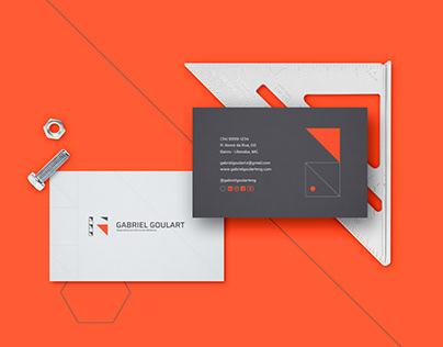 IDENTIDADE VISUAL | Gabriel Goulart