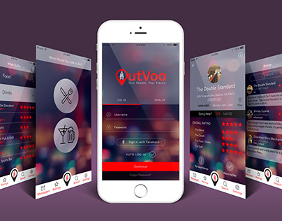 OutVoo . UX Design