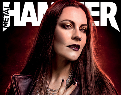Nightwish/Metal Hammer Magazine Cover