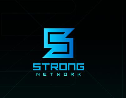 STRONG NETWORK | BRANDING