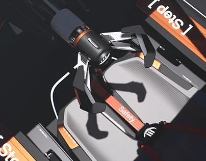 E-FiftyOne. [Mustang Interior Concept]