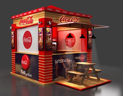 Coca Cola Canteen Design