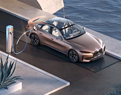 BMW - Concept i4