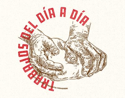 TRABAJOS DEL DÍA A DÍA - WORKADAY - PRINTS AND ADS