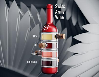 Swiss Army Wine