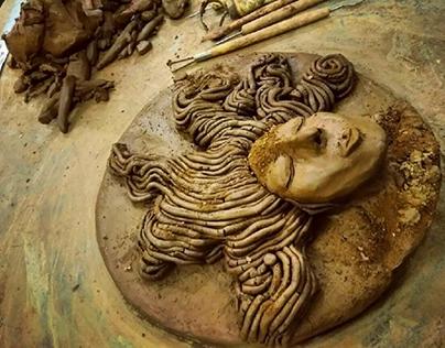 sculpture works