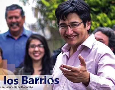 Campaña Política John Vinueza