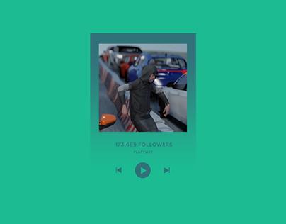 Spotify Traffic Jam