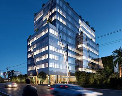 Vallpark Office Building