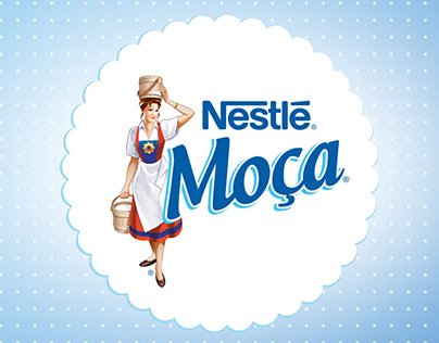 Conceito Criativo Aplicativo Nestlé Moça