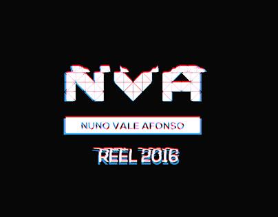 Nuno Afonso - Reel 2016