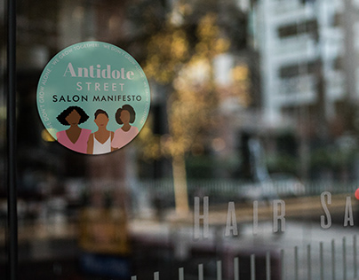 Illustration and Design: Salon Manifesto