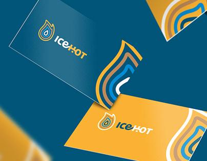 Ice Hot - Branding