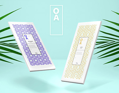 OA — Branding, Packaging, Webdesign
