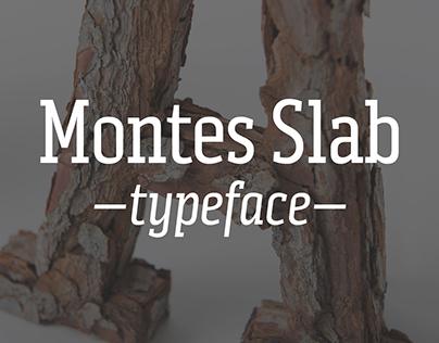 Montes Slab