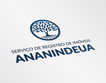 Logotipo - Registro de Imóveis - Ananindeua/PA