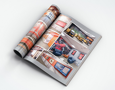 Fall 2015 Pioneer Magazine