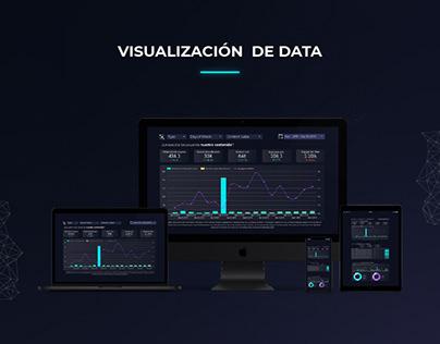 Visualización de Data