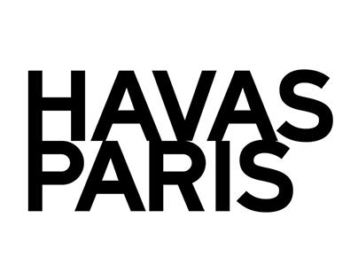Havas Paris I Wear Paris