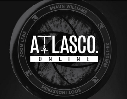 Logo design for AtlasCo.Online