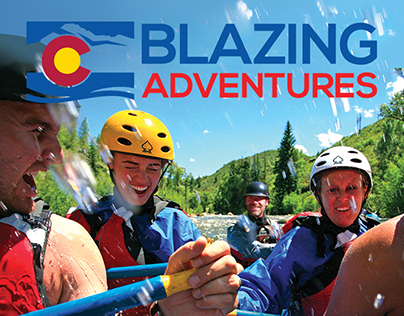 Blazing Adventures – Advertising & Print Collateral