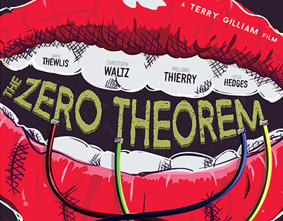 The Zero Theorem Motion Titles & Redesign
