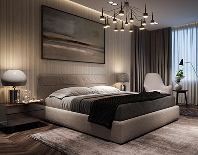 Royal Tower Apartment | Bedroom