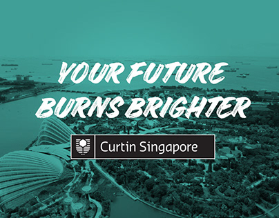 Your Future Burns Brighter - International Campaign