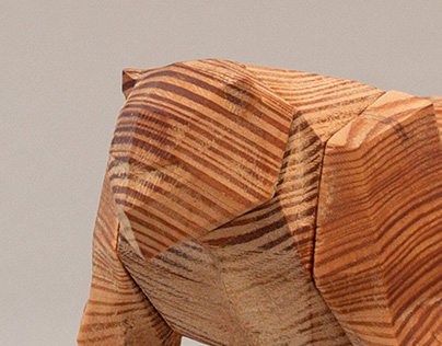 Low-Poly Animals: The Feline