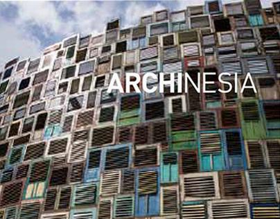 archinesia magazine