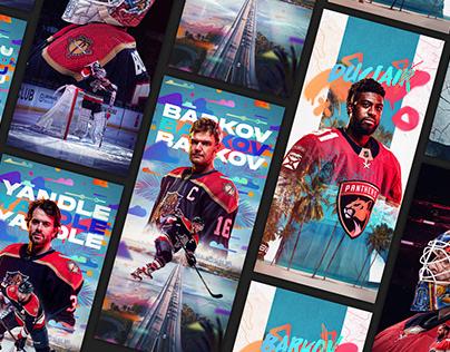 NHL - 2021 Florida Panthers Wallpapers